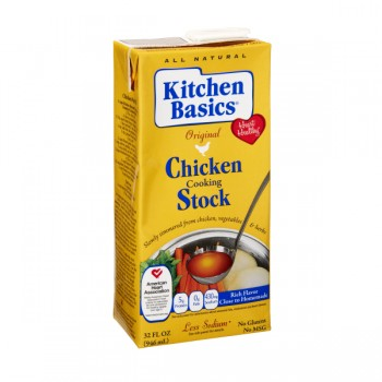Kitchen Basics Real Stock Chicken Natural