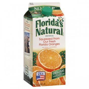 Florida's Natural Premium Original Orange Juice No Pulp