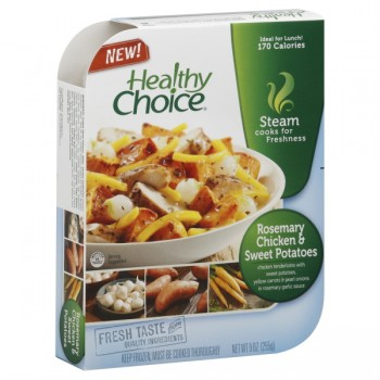 Healthy Choice Lunch Steamer Rosemary Chicken & Sweet Potatoes
