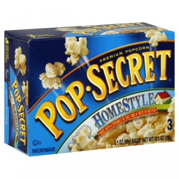Pop Secret Microwave Popcorn Homestyle Butter