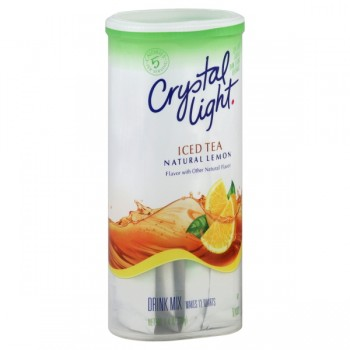 Crystal Light Iced Tea Mix - Makes 12 Quarts