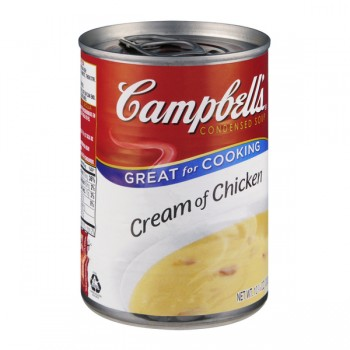 Campbell's Condensed Soup Cream of Chicken