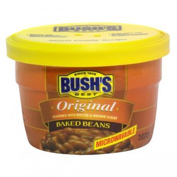 Bush's Best Baked Beans Original Microwavable