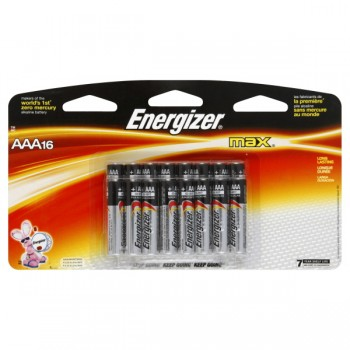 Energizer Max Batteries Size AAA