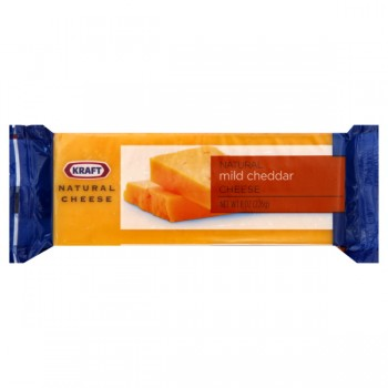 Kraft Cheese Cheddar Mild