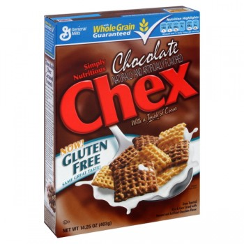 General Mills Chex Cereal Chocolate