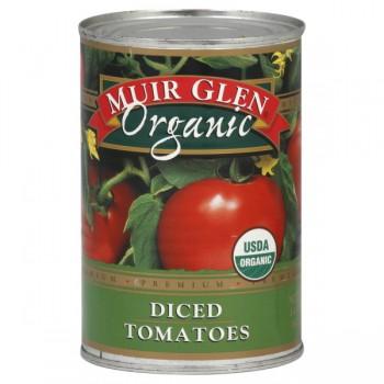 Muir Glen Tomatoes Diced Organic