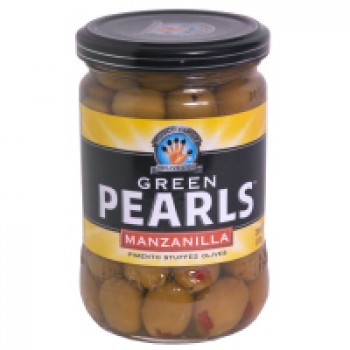 Musco Family Olive Co. Green Pearls Olives Manzanilla Pimento Stuffed