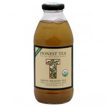 Honest Tea Green Dragon Organic