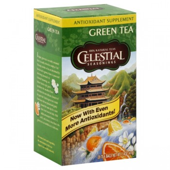 Celestial Seasonings Antioxidant Supplement Green Tea Bags