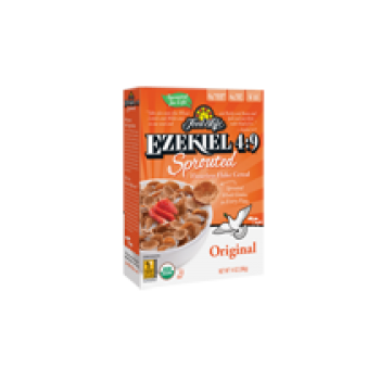 Food For Life Cereal Ezekiel 4:9 Original Flake Cereal