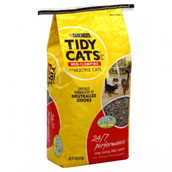Tidy Cats Clay Cat Litter Long Lasting Odor Control
