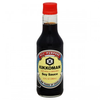 Kikkoman Soy Sauce Naturally Brewed