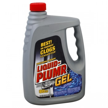Liquid Plumr Clog Remover Professional Strength