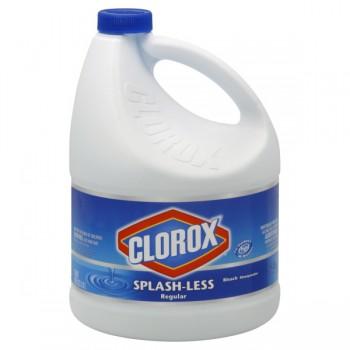 Clorox Liquid Bleach Regular Splash-Less