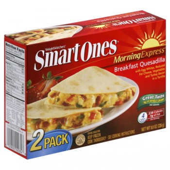Weight Watchers Smart Ones Morning Express Breakfast Quesadillas - 2ct