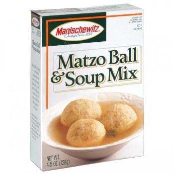 Manischewitz Soup & Matzo Ball Mix
