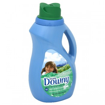 Downy Ultra Liquid Fabric Softener Mountain Spring