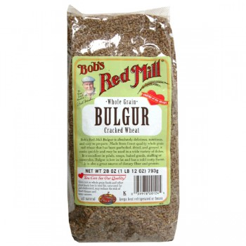 Bob's Red Mill Whole Grain Bulgur Cracked Wheat