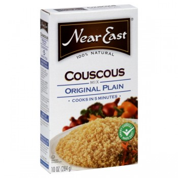 Near East Couscous Mix Original Plain 100% Natural