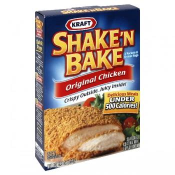 Kraft Shake'N Bake Coating Mix Original for Chicken
