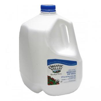 Organic Valley Milk Reduced Fat 2%