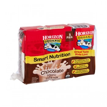 Horizon Organic Milk Chocolate Low Fat - 6 pk Unrefrigerated