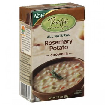 Pacific Natural Foods Chowder Rosemary Potato All Natural