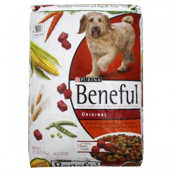 Purina Beneful Dry Dog Food Original