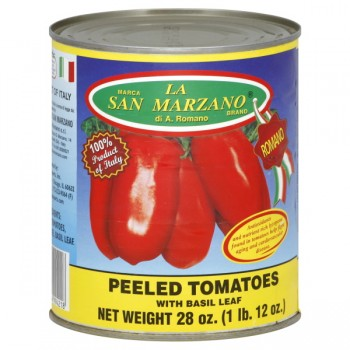 La Regina di San Marzano Tomatoes Whole Peeled