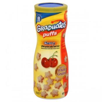 Gerber Graduates Fruit Puffs Cherry