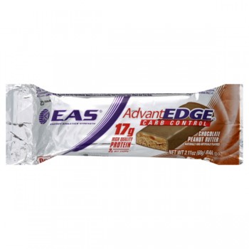EAS AdvantEdge Carb Control Bar Chocolate Peanut Butter