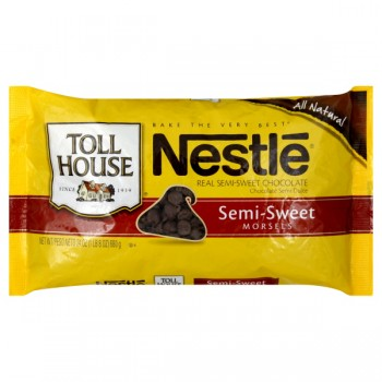 Nestle Toll House Morsels Semi-Sweet Chocolate