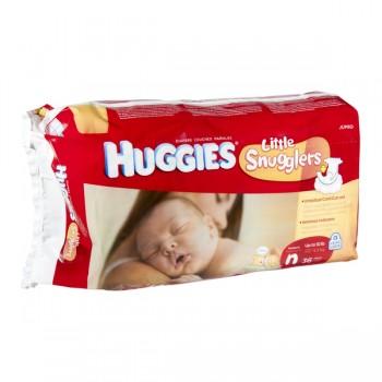 Huggies Supreme Little Snugglers Diapers Newborn Both - up to 10 lbs