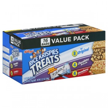 Kellogg's Rice Krispies Treats Variety Pack - 16 ct