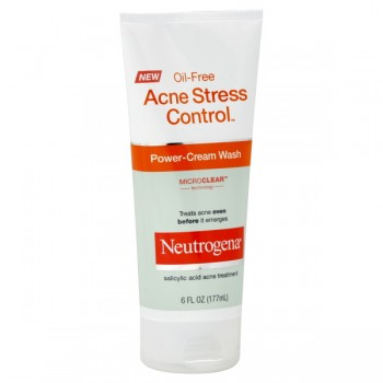 Neutrogena Acne Stress Control Power-Cream Wash Oil-Free