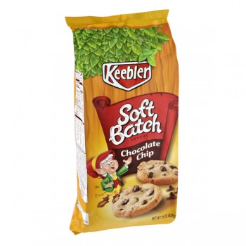 Keebler  Oz Soft Batch Chocolate Chip Cookies Ct