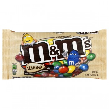 M & M's Candies Milk Chocolate Almond