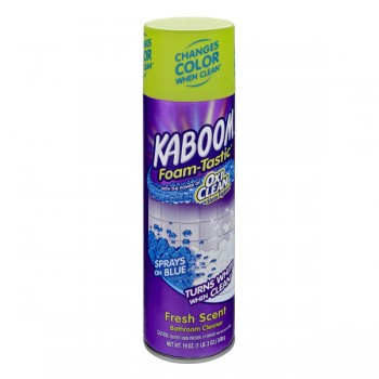 KABOOM Foam-Tastic Bathroom Cleaner Aerosol
