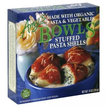 Amy's Bowls Stuffed Pasta Shells Organic