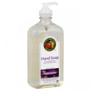 Earth Friendly Hand Soap Lavender Organic Pump