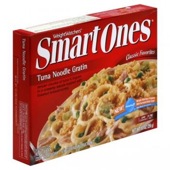 Weight Watchers Smart Ones Tuna Noodle Gratin