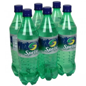 Sprite Lemon Lime Soda - 6 pk