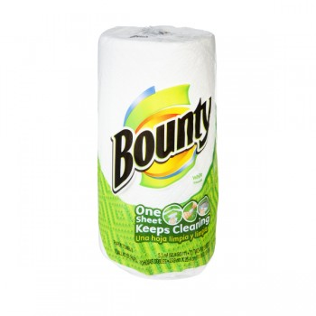 Bounty Paper Towels 2-Ply White