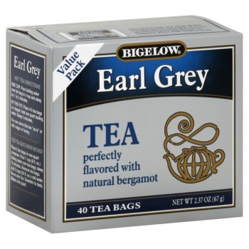 Bigelow Earl Grey Black Tea Bags Value Pack