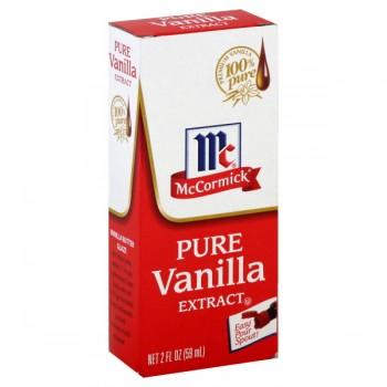 McCormick Pure Extract Vanilla