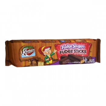 Keebler Fudge Shoppe Cookies Fudge Sticks