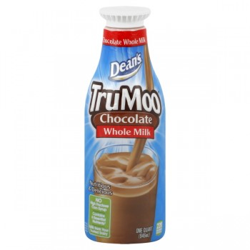 Dean's Chug Bottle TruMoo Milk Chocolate Whole