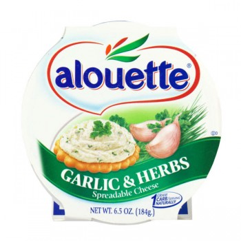 Alouette Cheese Spread Garlic & Herbs