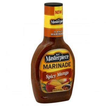 KC Masterpiece Marinade Spicy Mango